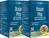 Ocean Plus Omega3 50 Kapsül 2 Adet Skt 11 2020