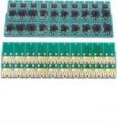 Epson T805 Uyumlu Açık Mavi Otoreset Chip