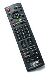 Herz Rm D720 Panasonic Lcd Led Tv Kumandası