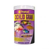 Tropical Cichlid Gran 100 Ml 55 Gram