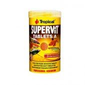 Tropical Süpervit Tablet A 250 Ml 340 Tablet