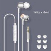 Baseus Encok Wire Earphone H02 Kulaklık Beyaz