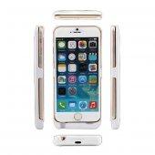 Iphone 8 Şarjlı Kılıf Beyaz