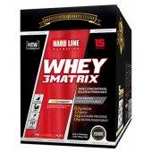 Hardline Whey 3matrix 30 Gr 15 Adet Protein Tozu Hediyeli
