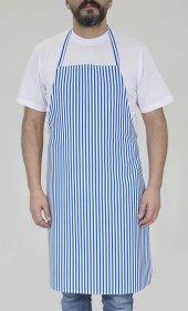 Iş Önlüğü Ön Önlük Boyundan Askılı Mutfak Garson Aşçı Unisex
