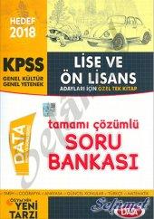 Data Kpss Lise Önlisans Çözümlü Soru Bankası