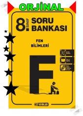 Hız Yayınları 8 Fen Soru Bankası 2019
