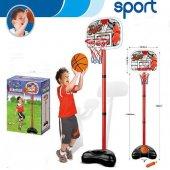 Ayarlanabilir Metal Gövde Basketbol Potası Ve Aksesuarları...