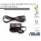 Compaxe Cna 102 40w 19v 2.1a 2.5 07 Asus