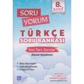 8.sınıf Soru Yorum Türkçe Soru Bankası