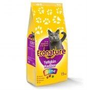 Econature Yetişkin Gurme Kedi Maması 15 Kg.