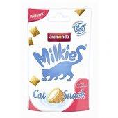 Animonda Milkies Biotin Vitamin Tahılsız Kedi Ödülü 30gr