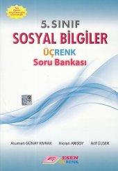 2019 Esen Üçrenk Yayınları 5.sınıf Sosyal Bilgiler Soru Bankası