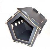 Enigma Kedi Ve Köpek Evi Kulübesi 43x45 Cm X 50cm(H)