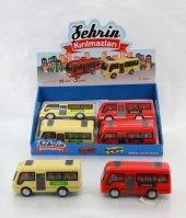 çocuk Oyuncak Minibüs Işıklı Sesli