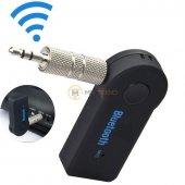 Android Ve İos Uyumlu Bluetooth Aux Araç Kiti