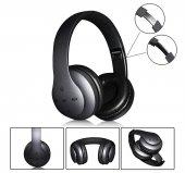 Bluetooth Ve Wireless Özellikli Yeni Nesil Kulak Üstü Kulaklık