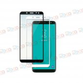Samsung Galaxy J6 2018 3d Komple Full Cam Ekran Koruyucu Sm J600
