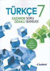 Tudem 7.sınıf Türkçe Kazanım Odaklı Soru Bankası