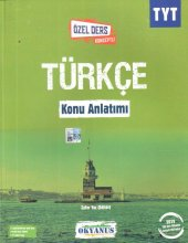 2019 Okyanus Yayınları Tyt Türkçe Konu Anlatımlı