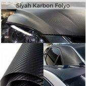 Siyah Karbon Folyo 152cm X 100cm