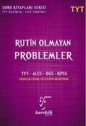 2019 Karekök Yayınları Tyt Rutin Olmayan Problemler