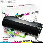 Lexmark 605h 60f5h00 Mx310 Mx410 Mx510 Mx511 Mx611 Muadil Toner
