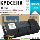 Kyocera Tk 350 Fs 3040 3140 3920 Orjinal Toner