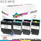 Lexmark C544 C546 X544 X546 X548 A Plus Muadil Toner