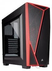 Corsaır Carbide Serisi Champ Spec 04 Kırmızı Siyah Midt Atx Kasa