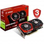Msı Geforce Gtx1050 Gamıng X 2gb Gddr5 128bit Nvidia Dx12 Ekran Kartı
