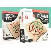 Tic Tac Teo Dümen Oyunu