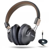 Avantree (40 Saat) Kablosuz Bluetooth 4.1 Kulak Üstü Kulaklık
