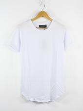 Blowup Basic Salaş Beyaz Erkek Tişört