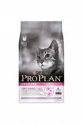 Pro Plan Hassas Yetişkin Kediler İçin Hindili Kuru Mama 1,5 Kg