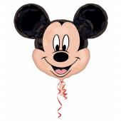 1 Adet Kikajoy Mickey Mouse Folyo Balon 55 Cm