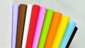 200 Adet Karışık Renk Kika Fon Kartonu 35*50 Cm