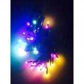 Kikajoy Pilli Led Işık Karışık Renk 6 Mt