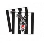 16 Adet Lisanslı Beşiktaş Kağıt Peçete