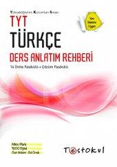Test Okul Yks 1.oturum Tyt Türkçe Ders Anlatım Rehberi