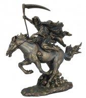 Hiper Wise Mahşerin Dört Atlısı Ölüm Dekoratif Biblo