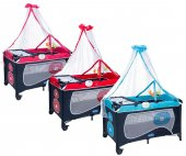 Maller Ml4001 Dormire Oyun Parkı & Park Yatak 70x120 Cm