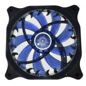 Oem 12cm Blue 32 Led Kasa İçi Fan