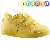 Vicco 313.18y.101 Sarı Günlük Işıklı Erkek Çocuk Spor Ayakkabı