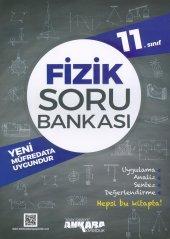 11.sınıf Fizik Soru Bankası Ankara Yayın