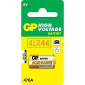 6 Volt Alkalin Pil Havlama Tasması İçin Gp 4lr44