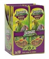 Jungle Muhabbet Kuşlari İçin Balli Kraker 3lü