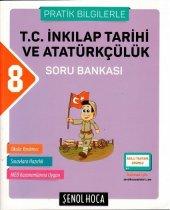 şenol Hoca 8. Sınıf T.c. İnkılap Tarihi Ve Atatürkçülük Soru Bankası
