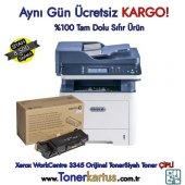 106r03621 Xerox Workcentre 3345v Dni Orijinal Toner 8.500 Sayfa