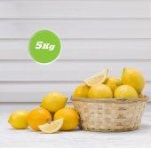 Mutlu Sebzeler Limon (5kg)